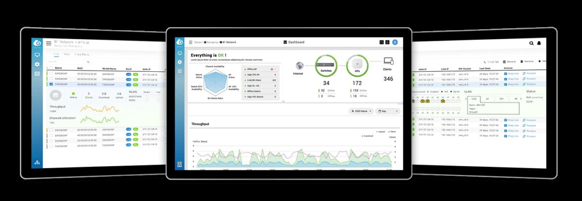 Work Smart with EnGenius Cloud