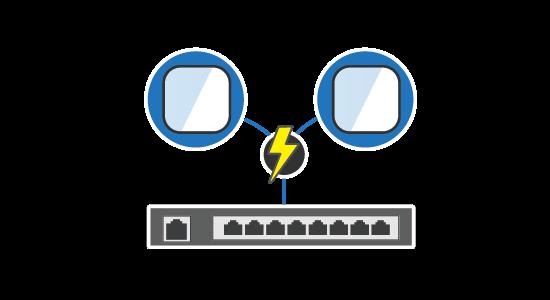 High power delivery via PoE - EnGenius Cloud