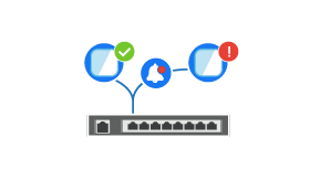Cloud-managed Switches - Smart-management