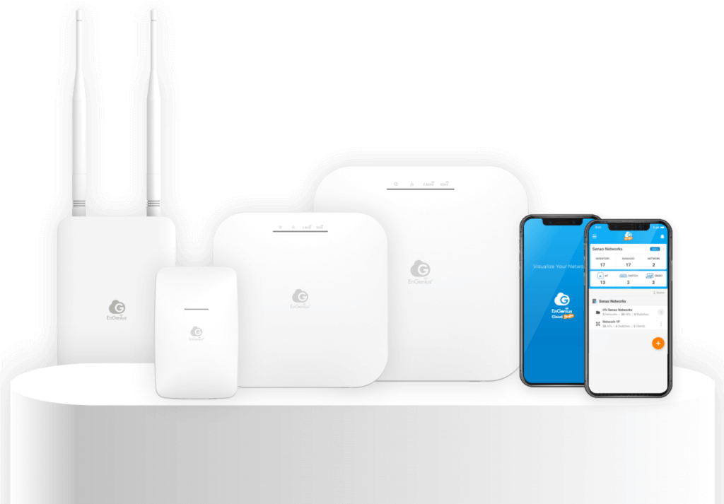 EnGenius Access Points for Facebook Wi-Fi